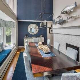 KEP Interior Designs Dining Room Interior Design