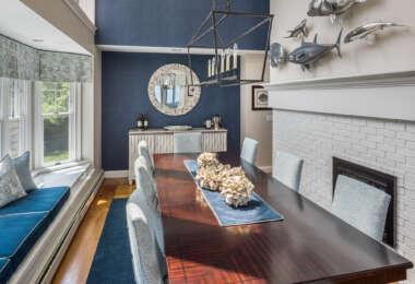 KEP Interior Designs Dining Room