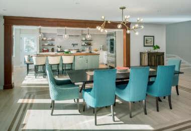 KEP Interior Designs Kitchen/Dining Room